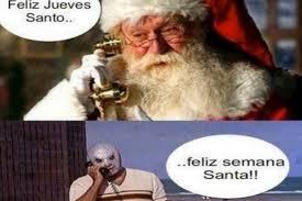 Memes De Santa Claus - los memes más divertidos del jueves santo el blog de héctor ledezma