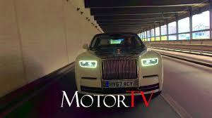 all new 2018 rolls royce phantom l beauty shots u0026 driving scenes