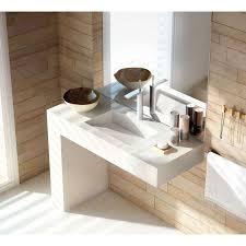 lavabo de ba祓o con encimera balance silestone皰 by cosentino