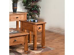 Sunny Design Furniture Sunny Designs Sedona Chair Side Table 578261 Talsma Furniture