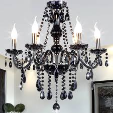 modern crystal ring holder images Top 56 marvelous black crystal chandelier lighting with modern jpg