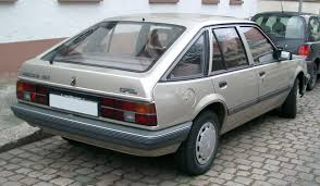 opel ascona sport opel ascona history of model photo gallery and list of modifications