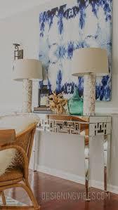 diy large wall art for cheap indigo abstract canvas art
