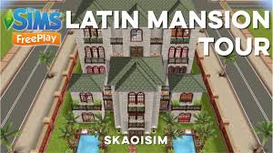 freeplay latin mansion original design youtube
