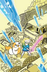 review adventure time with fionna and cake 1 what u0027cha reading