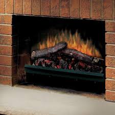 electric log inserts for existing fireplaces room design decor