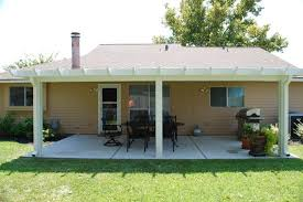 patio cover insulated aluminum metal patio houston by