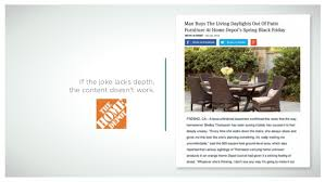 home depot fresno black friday business hours the best native ad campaigns native nyc 11 3 15