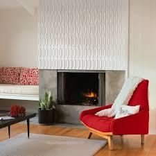 creative fireplace designs sunset