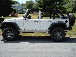 old white jeep wrangler 2007 5 7 hemi wrangler unlimited rubicon 4 sale jkowners com