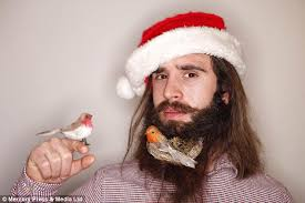 beard ornaments this christmas is all about the beard hipsters decorate