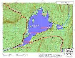 Ocean Lakes Map Pharaoh Lake Wilderness