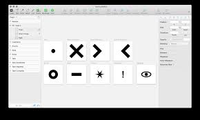 creating an icon font the blog of max glenister