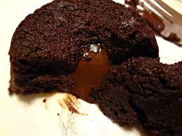 the cooking actress flourless chocolate lava cake