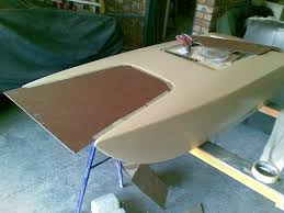 aluminum rc boat plans