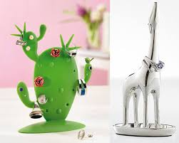 modern cactus ring holder images 15 modern and stylish jewelry stands design swan jpg