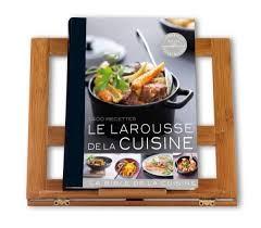 larousse de cuisine larousse de la cuisine avec lutrin editions larousse