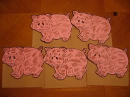 pigs rolling mud recipes reading