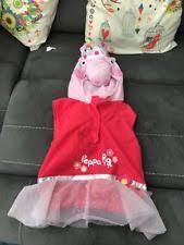 Peppa Pig Halloween Costume Peppa Pig Fancy Dress Ebay