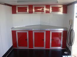 v nose trailer cabinets simplicity innovation trailer cabinets garage cabinets garage