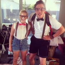 Halloween Costumes Nerd Simple Nerd Costumes Couples Nerd Costumes
