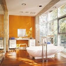 orange decorating ideas selecting colour schemes