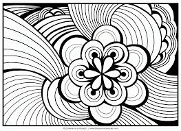 free abstract coloring pages coloring