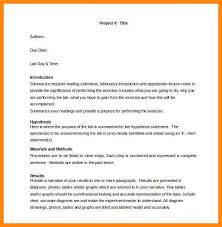 lab report template 10 exle lab report reporter resume