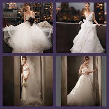 Wedding Dresses David S Bridal Wedding Dresses White By Vera Wang For David U0027s Bridal Launch