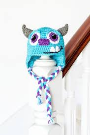 hopeful honey craft crochet create monsters sulley