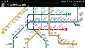 Tokyo Metro Route Map by Taipei Subway Map My Blog