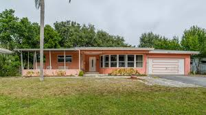 mid century home on pinellas point gulf breezes photography st