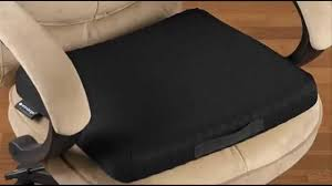 best seat cushion for office chair review youtube