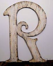 wooden letters hand painted home décor plaques u0026 signs ebay