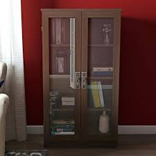 bookcase ikea billy bookcase with glass doors uk antique