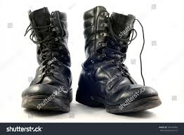 dirty riding boots old dirty military shoes on white stock photo 104110493 shutterstock