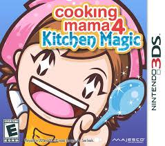 cooking mama 4 kitchen magic ign