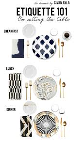 Setting A Table by 26 Best Table Setting Rules Images On Pinterest Kitchen Tables