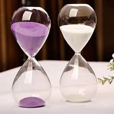 aliexpress com buy 10 minutes transparent glass sand timer clock