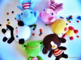 amigurumi pattern pdf free ravelry amigurumi little friends pattern by jennyandteddy