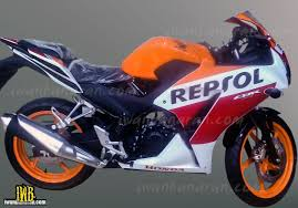 cbr motorcycle price in india spied new 2015 honda cbr150r repsol edition launch soon