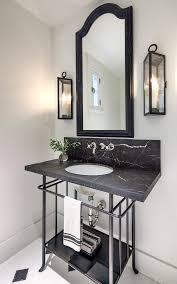 Contemporary Bathroom Wall Sconces Contemporary Bathroom Wall Sconces Powder Room Farmhouse With Wall