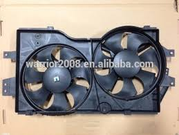 electric radiator fans ch3115104 4644367 4682624 dual electric radiator fan assembly