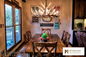 Diy Antler Chandelier Lamp Cool Elk Antler Chandelier For Rustic Home Lighting Ideas
