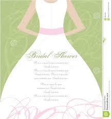 wedding wishes exles bridal shower invitation stock photos image 9803383