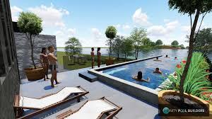 3d pool design brisbane virtual pool plans brisbane