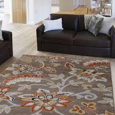 andover mills selina tufted brown area rug u0026 reviews wayfair