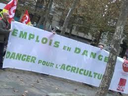 chambre d agriculture carcassonne les salariés de la chambre d agriculture de l aude en grève ce