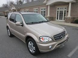 2001 mercedes ml320 buy used 2010 spec updated 2001 ml320 mercedes suv sport w