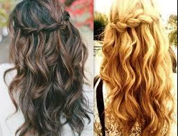 Abiball Frisuren Lange Haare Offen by Die Besten 25 Frisur Offen Locken Ideen Auf